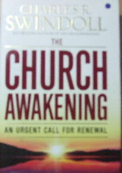 Image for The Church Awakening  An urgent call for renewal