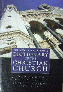 Image for The New International Dictionary of the Christian Church.