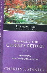 Image for Preparing for Christ's Return  (Life Principles study series)