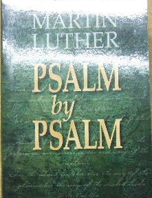 Image for Psalm by Psalm  365 selected readings