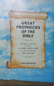 Image for Great Prophecies of the Bible