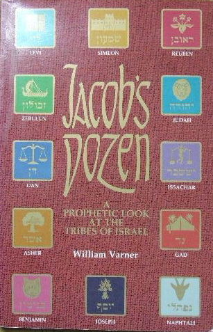 Image for Jacob's Dozen - a prophetic look at the tribes of Israel.