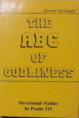Image for tHE abc OF gODLINESS  Devotional Studies in Psalm 119