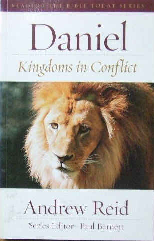 Image for Kingdoms in Conflict: Reading Daniel Today
