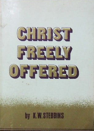 Image for Christ Freely Offered.