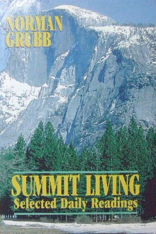 Image for Summit Living - selected daily readings.