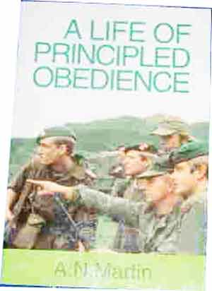 Image for A Life of Principled Obedience.