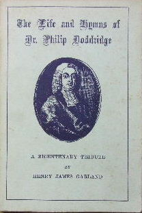 Image for The Life and Hymns of Dr. Philip Doddridge.