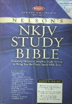 Image for Nelson's NKJV Study Bible.