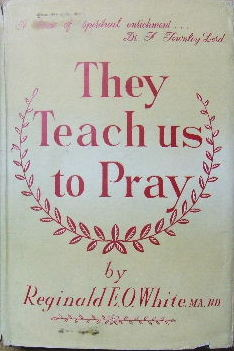 Image for They Teach Us To Pray.
