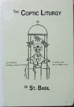 Image for The Coptic Liturgy of St Basil.