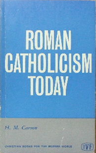 Image for Roman Catholicism Today.