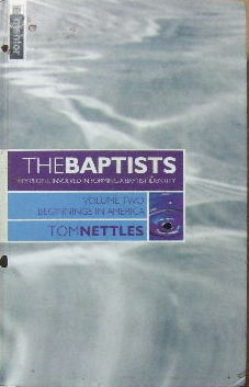 Image for The Baptists 2 : Key People Involved in Forming a Baptist Identity; Beginnings in America.