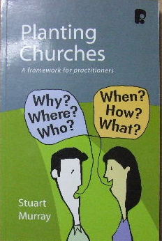 Image for Planting Churches - a framework for practitioners.