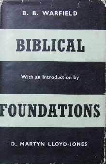 Image for Biblical Foundations.