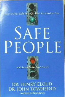 Image for Safe People  How to find relationships that are good for you