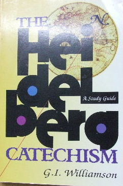 Image for The Heidelberg Catechism: A Study Guide.