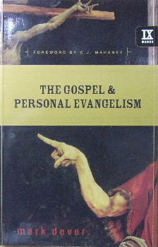 Image for The Gospel & Personal Evangelism.