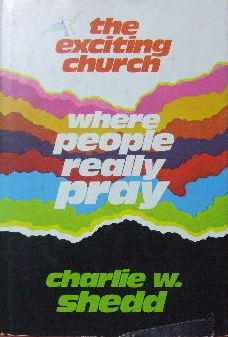 Image for The Exciting Church where people really pray.