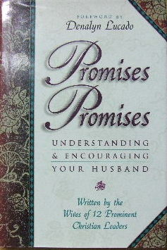Image for Promises, promises.  Understanding and encouraging your husband