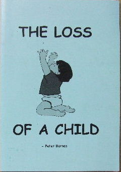 Image for The Loss of a Child.