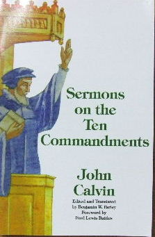 Image for Sermons On the Ten Commandments.