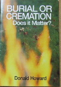Image for Burial or Cremation - does it matter?