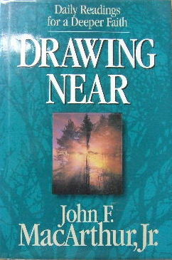 Image for Drawing Near  Daily Readings for a Deeper Faith