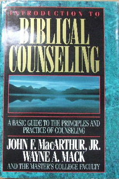 Image for Introduction to Biblical Counselling.