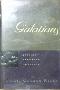 Image for Galatians (Reformed Expository Commentary).
