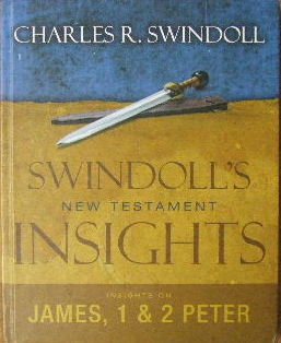 Image for Insights on James, 1 & 2 Peter  (Swindoll's New Testament Insights series)