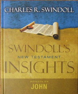 Image for Insights on John  (Swindoll's New Testament Insights series)