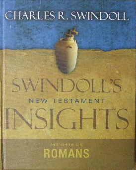 Image for Insights on Romans  (Swindoll's New Testament Insights series)