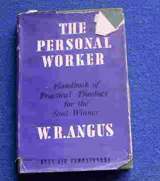 Image for The Personal Worker  Handbook of Practical Theology of Personal Work