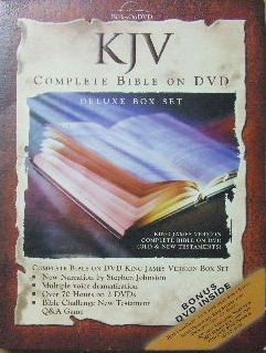 Image for Complete Bible on DVD.