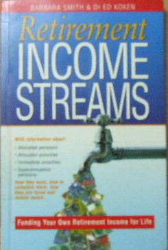 Image for Retirement Income Streams.