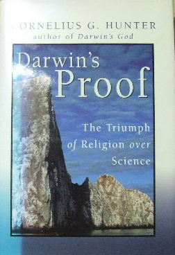 Image for Darwins Proof: The Triumph of Religion over Science.