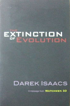 Image for The Extinction Of Evolution .