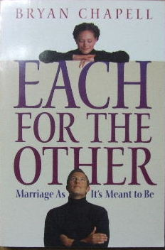 Image for Each For The Other  Marriage As It's Meant To Be