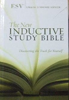 Image for The New Inductive Study Bible.