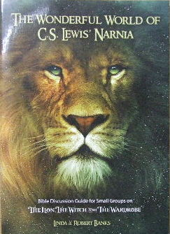 Image for The Wonderful World of C.S.Lewis' Narnia  Bible discussion guide for small groups on 'The Lion, the Witch and the Wardrobe'