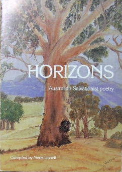 Image for Horizons - Australian Salvationist poetry.