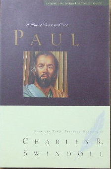 Image for Paul. A Man of Grace and Grit  (Insight for Living Bible Study Guide)