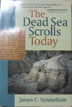 Image for The Dead Sea Scrolls Today.