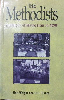 Image for The Methodists  A History of Methodism in NSW