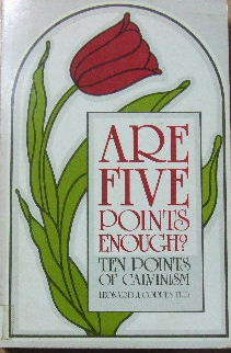 Image for Are Five Points Enough?  Ten Points of Calvinism