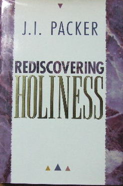 Image for Rediscovering Holiness.