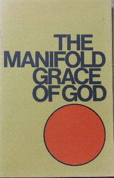 Image for The Manifold Grace of God  (Papers read at the 1968 conference)