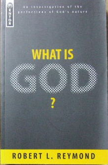 Image for WHAT IS GOD?  An investigation of the perfections of God's nature