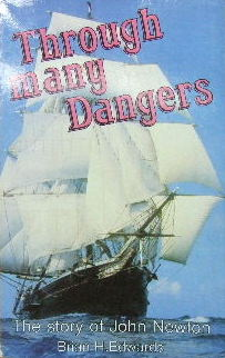 Image for Through Many Dangers  The Story of John Newton